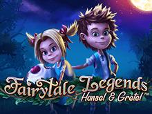 Fairytale Legends: Hansel & Gretel
